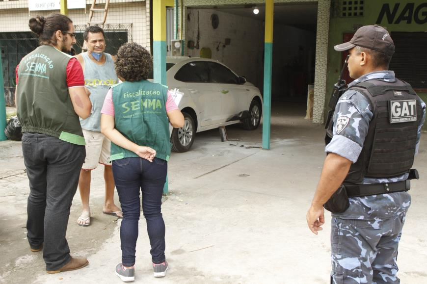 Agência-Belém-Semma-notifica-oito-empreendimentos-sem-licença-ambiental-no-bairro-da-Marambaia-19.06.2018