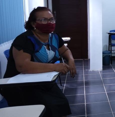 Antônia Salgado - A flexibilização do armamento gera um aumento considerável da violência
