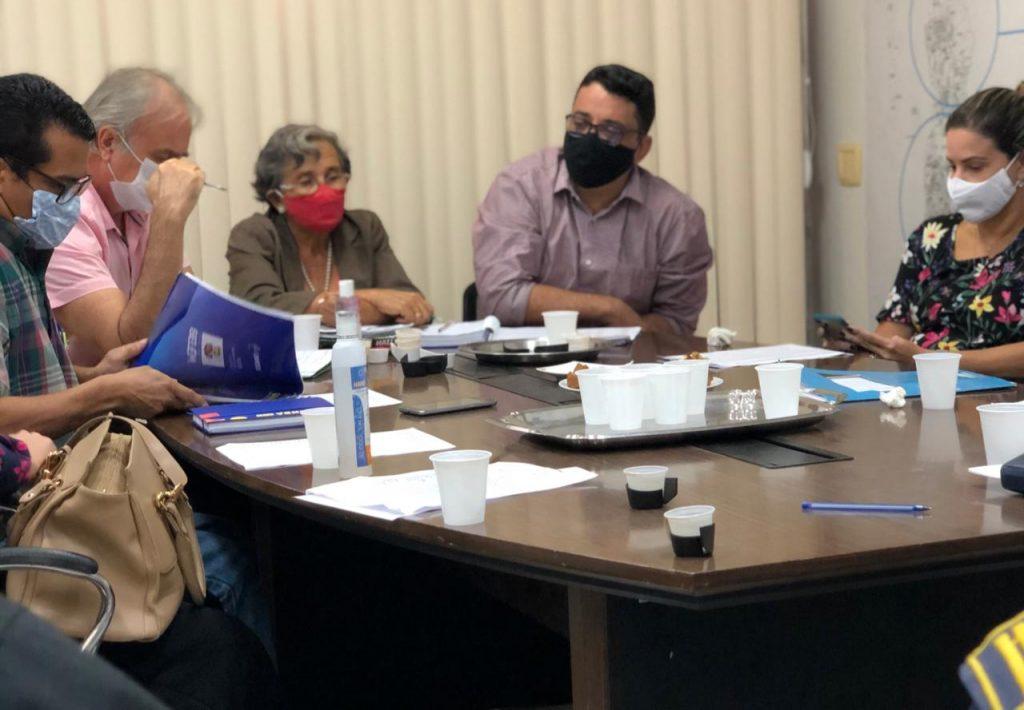 Reunião de órgãos municipais e estaduais com Dieese/PA para assegurar abastecimento do peixe na semana santa