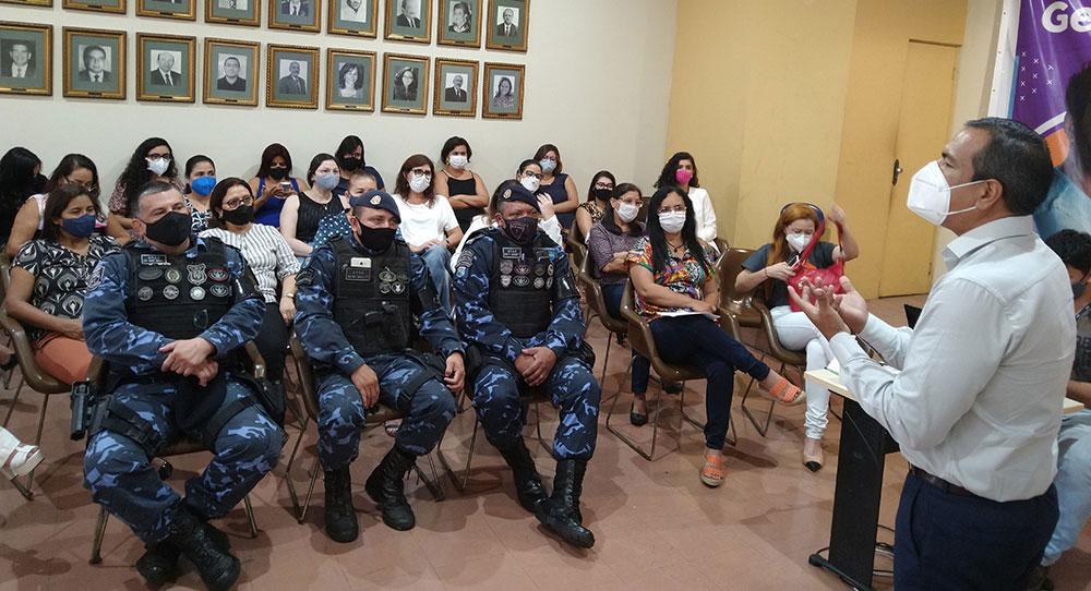 Guarda Municipal de Belém fará cursos de defesa pessoal às servidoras da Codem