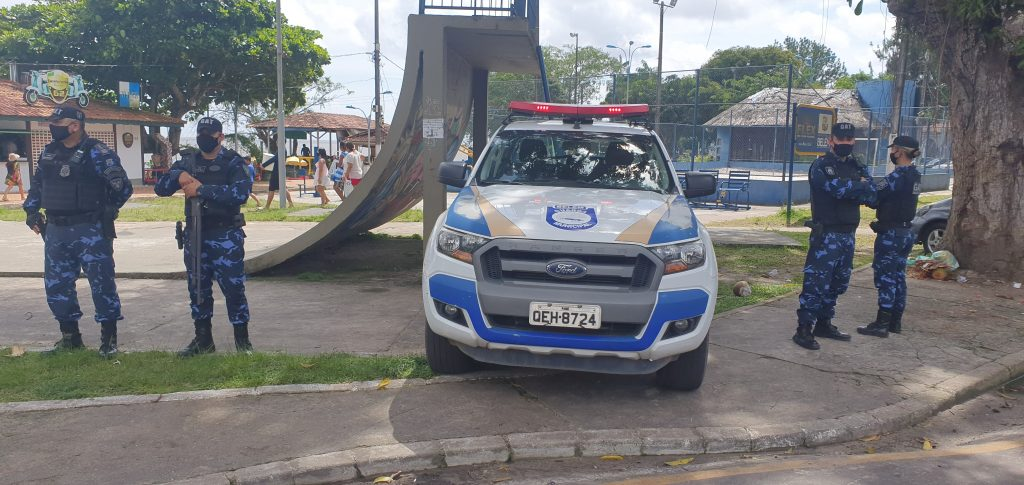 Ação da Guarda Municipal abrange a capital, regiões distritais e ilha de Cotijuba