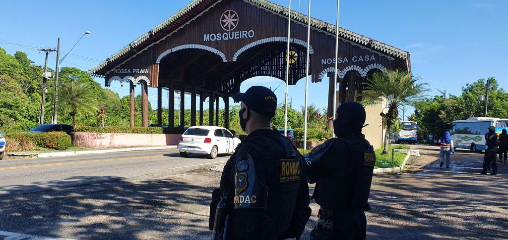 217 agentes atuam na programação Verão da Gente em Mosqueiro e outros distritos
