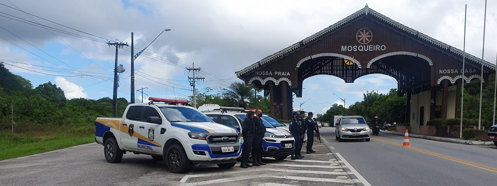 GMB monitora entrada da ilha de Mosqueiro